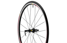 MAVIC Aksium rouge WTS paire M10